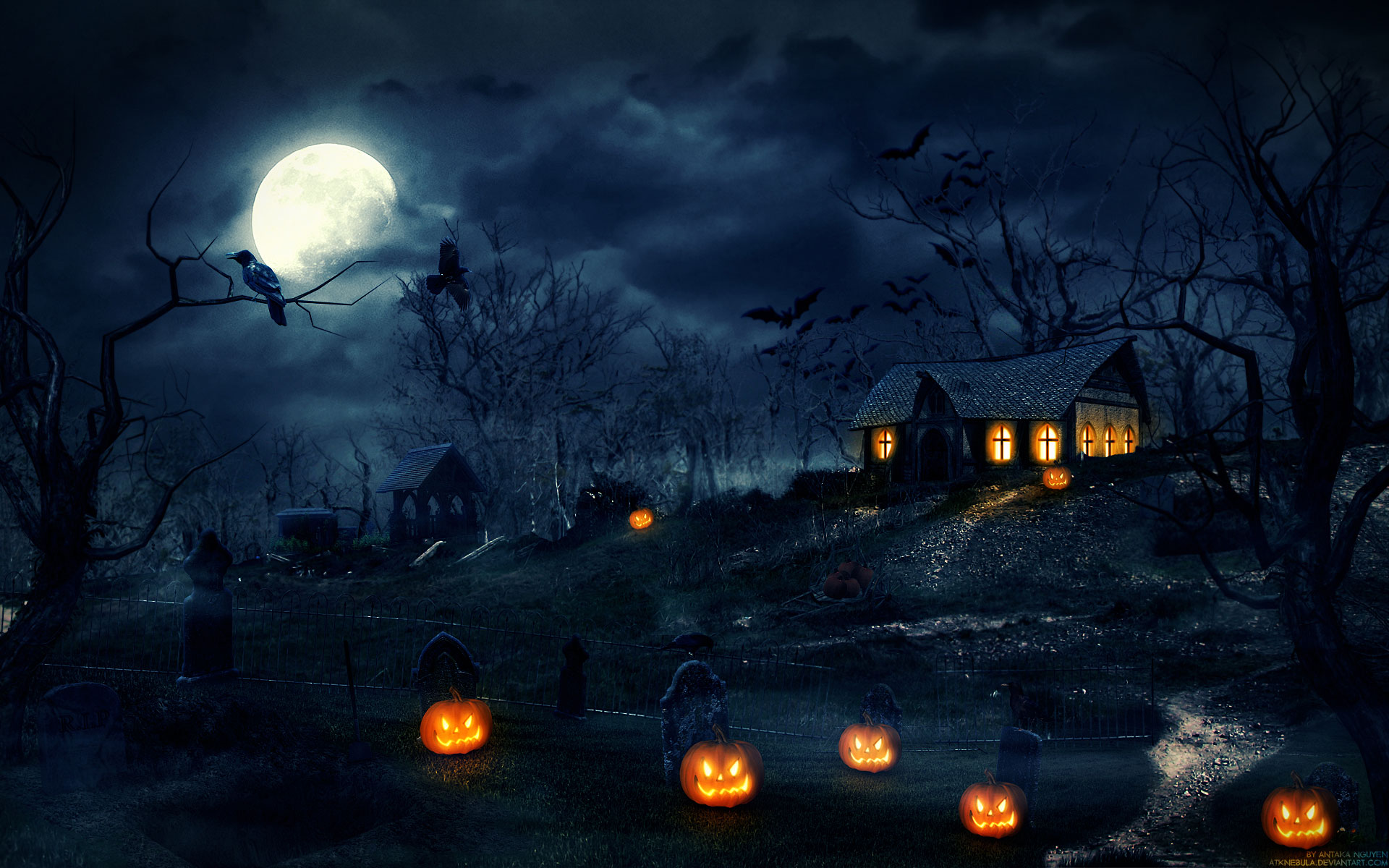 2014_halloween_night_Wallpaper_HD